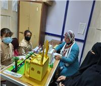 «تعليم مطروح» تقييم مسابقات الأنشطة الطلابية بالمدارس