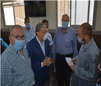 محافظ المنيا: استقبال 164 ألف طلب للتصالح في مخالفات البناء