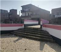 محافظ أسيوط: إنشاء كوبرى مشاة على ترعة الشيخ عون الله بمركز القوصية