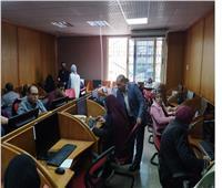 رئيس جامعة السادات: اختبارات التحول الرقمي تهدف لتحسين أداء المؤسسات