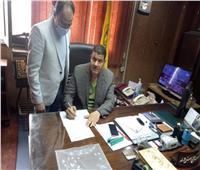 ضبط 224 مخالفة تموينية بمركز أشمون