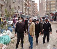 لليوم الثاني | استكمال حملة رفع الإشغالات بميادين المحلة الكبرى