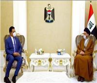 عمار الحكيم يؤكد ضرورة التعاون بين العراق ومصر في المجالات كافة