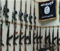 العثور على مخزن أسلحة في بغداد