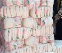 ضبط طن سكر و420 عبوة زيت تمويني قبل بيعهم بالسوق السوداء في القاهرة