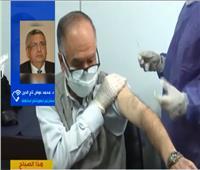 مستشار السيسي للصحة يناشد المستحقين سرعة التطعيم لمحاصرة كورونا