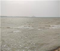 غلق موانئ السويس ونويبع بسبب سرعة الرياح وارتفاع الأمواج