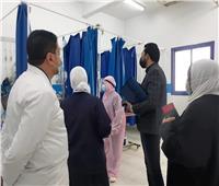 وكيل صحة الغربية يوجه بالانتهاء من تطوير المستشفيات والوحدات الريفية