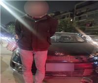 ضبط مسجل خطر .. سرق سيارة بالزيتون