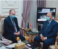 سفير الاتحاد الأوروبي: نتعاون مع القاهرة لتطوير منطقة مقابر المماليك