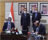 تعاون «مصري - أردني» لتطوير البنية التحتية والتحول الرقمي