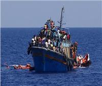 غرق 60 مهاجرا قبالة السواحل الليبية بعد احتراق مركبهم