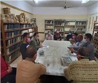 ثقافة المنيا تناقش كتاب بعنوان «قناه السويس ملحمه شعب وتاريخ أمه»