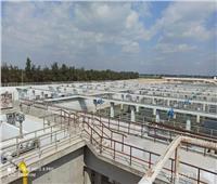 الإسكان: جارٍ الانتهاء من محطة معالجة الصرف الصحي بمدينة السادات