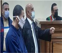 فيديو.. لحظة النطق بالحكم على «سفاح الجيزة» في قضية قتل صديقه