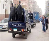 سقوط 706 هارباً من أحكام قضائية فى حملة تفتيشية بأسوان