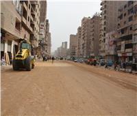 تطوير شارع عرابي وعزبة أفندينا.. تفاصيل 4 مشروعات قومية بالقليوبية