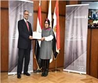 تكريم 3 من منسقي وزارة التموين في جائزة التميز الحكومي