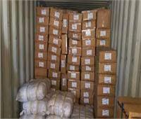 «أمن المنافذ» يحبط تهريب بضائع أجنبية ويضبط 44 قضية متنوعة