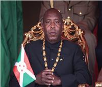 «للاستثمار وتعزيز الصداقة».. أبرز أهداف زيارة الرئيس البوروندي للقاهرة