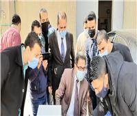 برنامج تدريبي لتشغيل واستخدام أجهزة معمل التحكم في الملوثات بجامعة حلوان