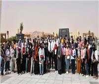 افتتاح مهرجان أسوان لأفلام المرأة بمتحف النيل.. والمحافظ يلتقي بشباب الورش