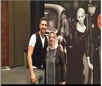 حسن الرداد يعيد فتح ألبوم ذكريات والدته