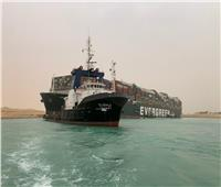 قافلة الشمال لقناة السويس تضم 13 سفينة