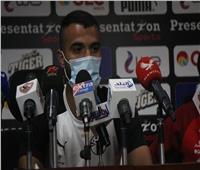 محمود مرعي: المنافسة قوية داخل المنتخب الأولمبي.. وأسعى لضمي بالقائمة