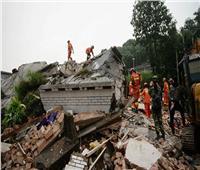 مصرع 3 أشخاص في زلزال بقوة 5.4 درجة بالصين