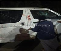 إصابة 13 شخصًا في حادث مأساوي بكفر الزيات | صور