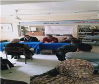 «ثقافة المنيا» تعقد لقاء حواري ومجموعة من الأنشطة الفنية