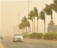 رياح مثيرة للأتربة على 7 مناطق في السعودية