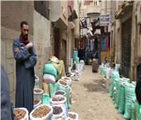 أسواق المنوفية تستقبل تمور الصعايدة قبل انطلاق شهر رمضان