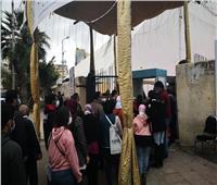 إقبال جماهيري كبير على معرض الإسكندرية للكتاب قبل افتتاحه