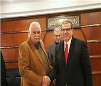 وزير القوى العاملة ينعي محمد سالم رئيس نقابة عمال الزراعة