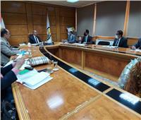 رئيس جامعة أسيوط يترأس أول اجتماع لمجلس إدارة مركز القياس والتقويم