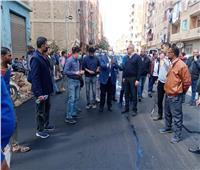 توجيهات بسرعة الانتهاء من أعمال تطوير المعتمدية ورصف شوارع كرداسة