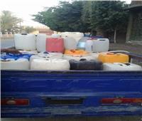 أهالي «البرشا» في المنيا يشكون نقص «المياه»