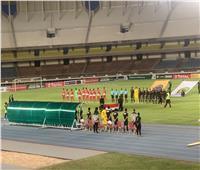 انطلاق مباراة مصر وكينيا في تصفيات كأس أمم إفريقيا