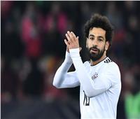 محمد صلاح بقميص المنتخب الوطني لأول مرة منذ أكثر من عامين