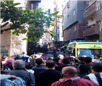مصرع وإصابة 3 أشخاص في انهيار سقف عقار بوسط الإسكندرية