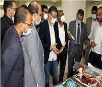 رئيس جامعة أسوان: مستشفى الجامعة بها إمكانيات طبية عالية لخدمة المرضى