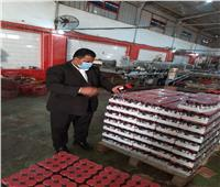 غلق 20 منشأة غذائية تدار بدون ترخيص في «الشرقية»