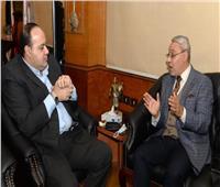 رئيس جامعة طنطا: «أخبار اليوم» تنحاز دائمًا للوطن.. ودورها مهم فى التوعية