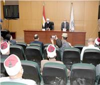 وزير الأوقاف يشددعلى الإلتزام بالإجراءات الوقائية داخل المساجد