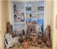 متحف وسط الصحراء.. تاريخ بيئة الفيوم في «بيت الطبيعة الثقافي»| فيديو
