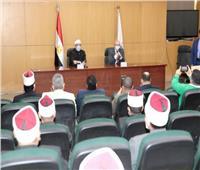 وزير الأوقاف من بنى سويف افتتاح 1050 مسجدا خلال 7 أشهر - صور