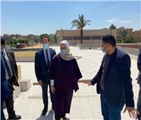 وزيرة التضامن تتفقد داري «الصفا» و«الحنان» لرعاية الأيتام في أسيوط
