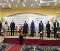 نور الدين لـ«وفد تنسيقية الأحزاب»: 70% من قيادات المحافظة شباب
